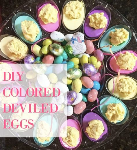 colored deviled eggs for easter colored deviled eggs for easter s deviled egg recipe