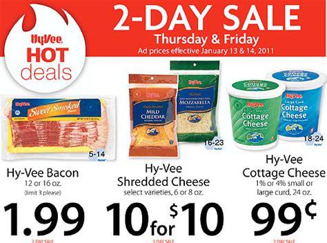 Hyvee 2-day Sale