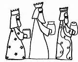 Wise Coloring Three Pages Nativity Kings Wisemen Drawing Epiphany Jesus Biblekids Preschool Eu Christmas King Templates Craft Printable Crafts Magi sketch template