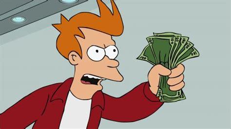 Blank Fry Meme - shut up and take my money fry blank meme template imgflip