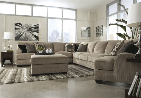 accent pillows for grey sofa pale grey microfiber sectional couch plus accent pillows
