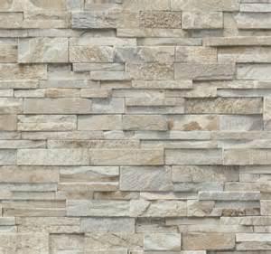 dekorative steinwand wohnzimmer yarial stein tapete weiße wohnwand interessante ideen für die gestaltung eines raumes in