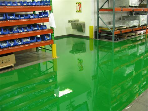 garage floor paint green epoxy floor coating video floor coatings