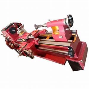 Manual Precision Lathe Machine  Horizontal Lathe  Rs 40000