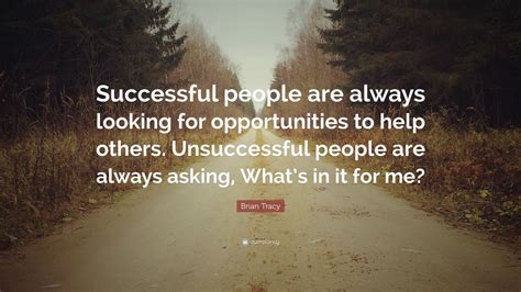 brian tracy quote successful people