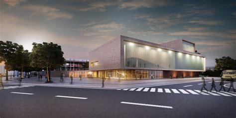 Cuarto Lugar Concurso Para El Diseño De Colegios Y Un