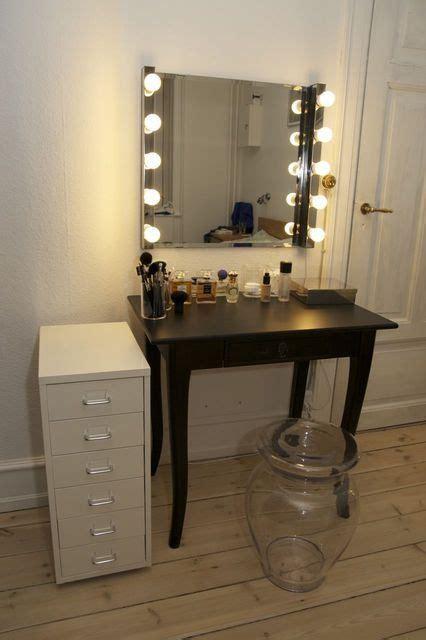 ikea lights  mirror