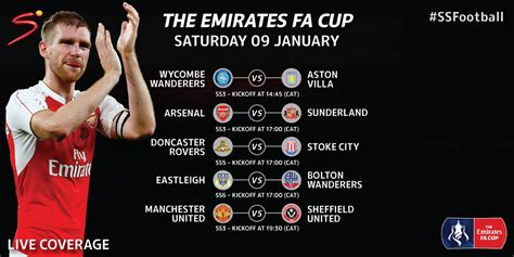 Fa Cup Fixtures - Fa Cup Dates Confirmed For Rest Of The ...