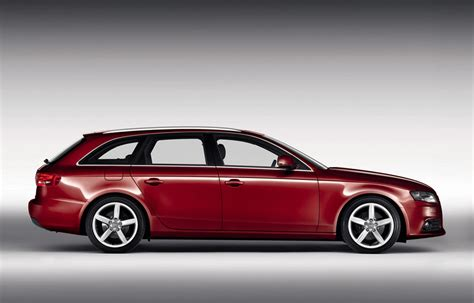 Audi Wagon by Audi Introduces The 2011 A4 Avant Wagon To Europe And