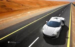 W Motors Lykan HyperSport 2013 Wallpapers HD Wallpapers