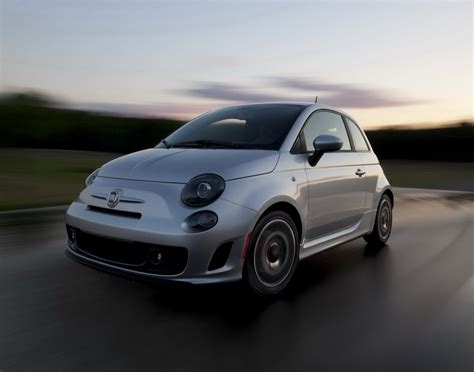 2015 Fiat 500 Turbo Review