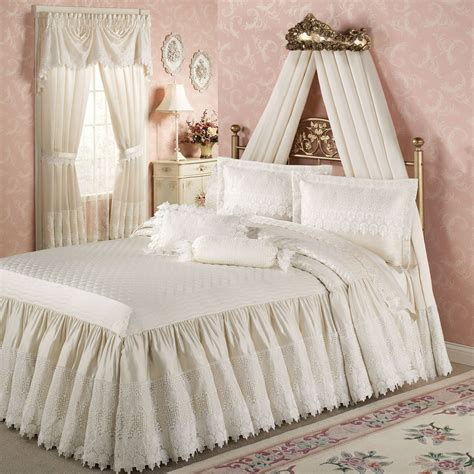 Lace Coverlet Bedding by Trousseau Lace Bedspread Bedding