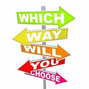 Choose to be calmer