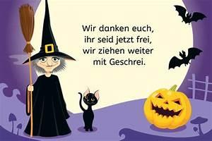 Lustige Halloween Sprüche : schnell noch auswendig lernen halloween spr che f r die s igkeiten jagd halloween ~ Frokenaadalensverden.com Haus und Dekorationen
