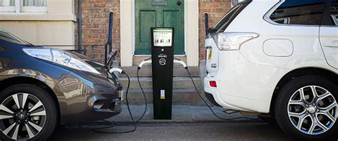Ev Charging Stations, Power Units And Electric Vehicle