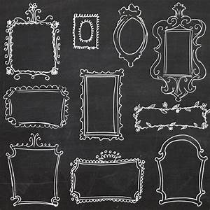 72 Awesome free chalkboard frames clipart Signs 2