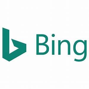 Bing new logo vector download - Logo Bing 2016 download