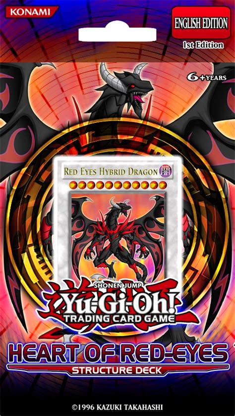 decks red eyes black dragon deck
