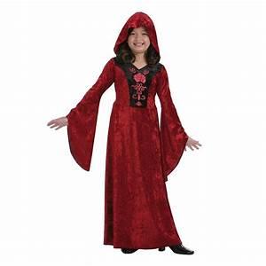 Gothic Kleidung Auf Rechnung : gothic vampire girl halloweenkost m ~ Themetempest.com Abrechnung