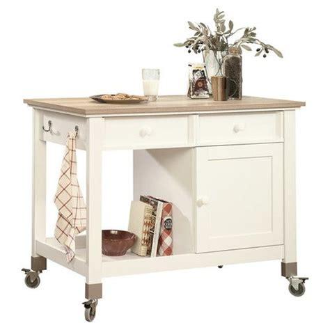 sauder kitchen furniture sauder miscellaneous storage kitchen island with lintel