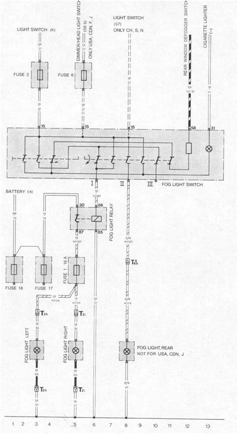 1985 Porsche 911 Wiring Diagram by Rear Fog Light Page 3 Pelican Parts Forums