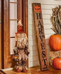 Harvest, Porch, Decor