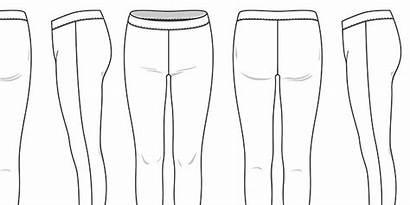 Sketch Self Leggings Tights
