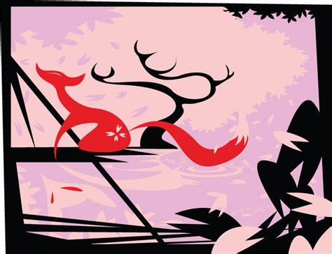 kitsune by zerochan923600 on deviantart