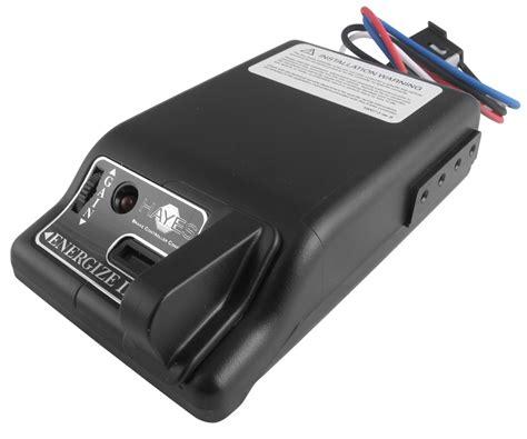 lemmerz energize iii electric trailer brake controller brake controller 81741b