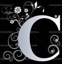 letter h stock vector 169 roeder fancy alphabet c http www kathiquinn letters