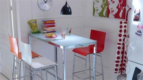 table de cuisine petit espace petis espaces deco l 39 atelier de jojo