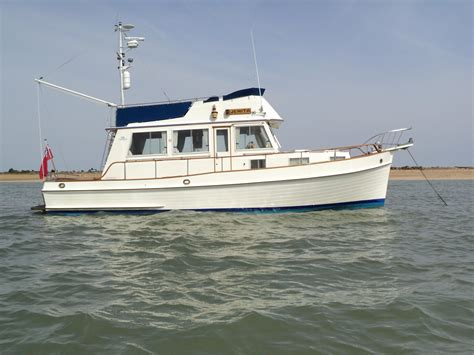 Banks Boats by 1991 Grand Banks 36 Sedan Power Boat For Sale Www