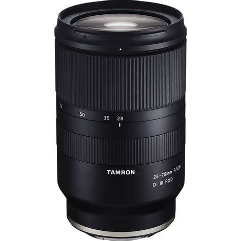 tamron 28 75mm f2 8 di iii rxd lens for sony e