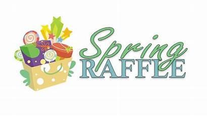 Raffle Basket Clipart Clip Hunt Valley Spring