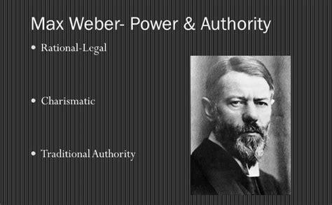 max webers  types  authority studiousguy