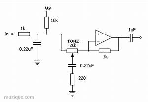 amz guitar effects tone controls With tone controls