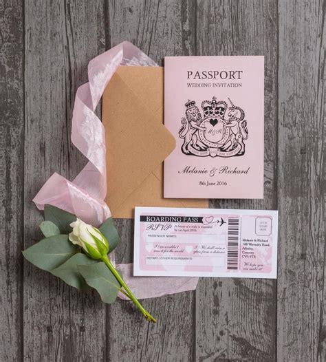 Awesome Alternative Wedding Invitation Ideas for