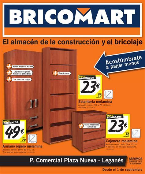 bricomart folleto madrid leganes 28 08 2012 by misfolletos