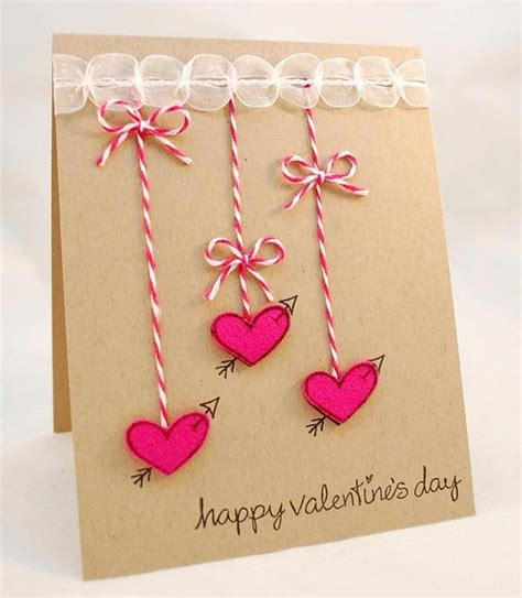 valentines day card ideas 25 cute happy valentine s day cards lovely ideas for your sweet hearts