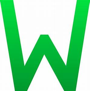 w clip art clipartsco With w letter art