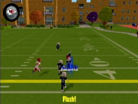 Backyard Football Pc by Backyard Football 09 Free Speed New