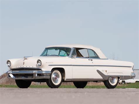 1955 Lincoln Custom - Information and photos - MOMENTcar