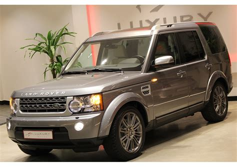 Land Rober by Land Rover Discovery 4 Sdv6 Hse Luxury 255cv Luxury Motor