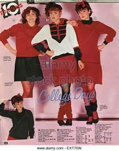 1980s College Fashion