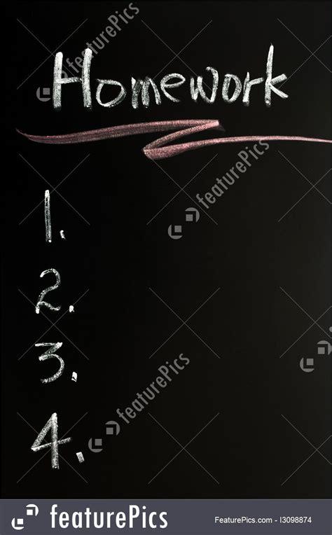 education homework background stock image