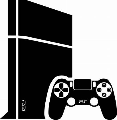 Console Icon Gamepad Icons Playstation Svg Ps4