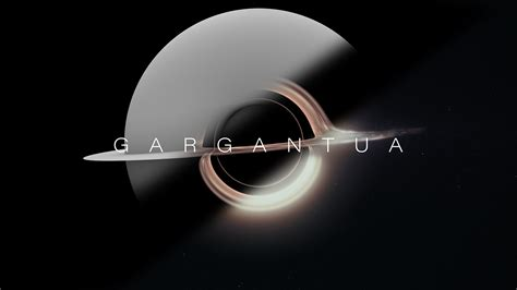 Black Hole - Interstellar Gargantua Rendering on Behance