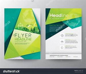 free templates for catalogue design - home design abstract triangle brochure flyer design