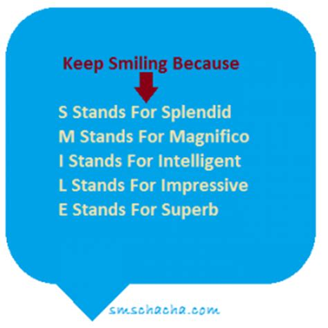 smile sms  english picture sms status whatsapp facebook