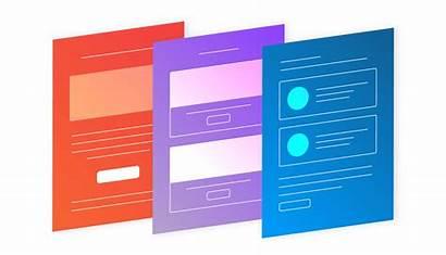 Email Templates Benchmark Header Marketing Simple Designer